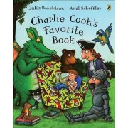 Charlie Cook's Favorite Book by Julia Donaldson