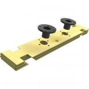 Single 900mm Octagonal Treated Filtration Plank