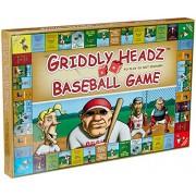 Headz Baseball Family Fun Strategy Game