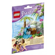 LEGO Friends Turtle's Little Paradise 41041 Building Kit by LEGO