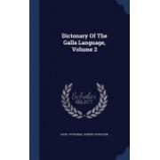 Dictonary of the Galla Language, Volume 2