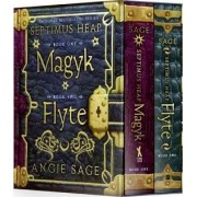 Septimus Heap 2 Volume Boxed Set by Angie Sage