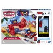 Angry Birds Transformers Telepods Optimus Prime joc