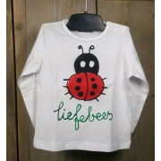 baby shirt liefebees