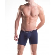 Mundo Unico Profundo Long Boxer Brief Underwear Navy Blue 96100901-82