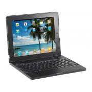 Netbook-Case für iPad2 (4000 mAh Akku, Bluetooth-Tastatur)