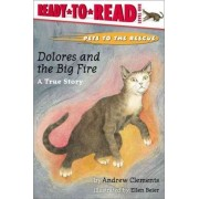 Pets to the Rescue: Dolores and the Big Fire by Andrew Clements