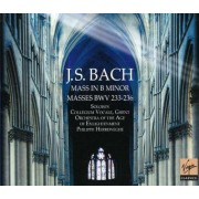 Johann Sebastian Bach - Masses Collegium Vocale Ghent (0094637285626) (5 CD)