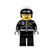 LEGO The Movie Good Cop Bad Cop Dual Faced (70802)