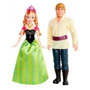 Mattel Disney Princess CMT82 - Anna e Kristoff