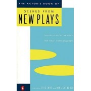 The Actor's Book of Scenes from New Plays by Eric Lane