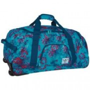 Chiemsee Reiserollentasche Rolling Duffle Large Dusty Flowers