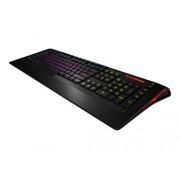 SteelSeries Apex 350, Gaming Keyboard, 5-Zone RGB Illumination, 22 Macro Keys, 2 USB Hub, (PC / Mac) - UK Layout