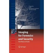 Imaging for Forensics and Security by Ahmed Bouridane
