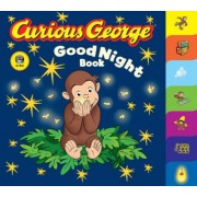 Curious George Good Night Book by H.A. Rey