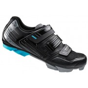 Pack Zapatillas Shimano WM53 Negro 2016 + Calas