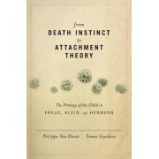 From Death Instinct to Attachment Theory by Philippe Van Haute