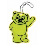 safety on road přívěšek reflexní bear s.o.r.