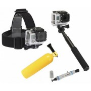 Sunpak Platinum Plus Accessory Kit 4 GoPro set de accesorii (4db-os)