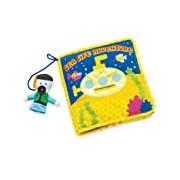Manhattan Toy Livre d'aventure de la Vie Marine