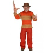 Nightmare On Elm Street Figurine Retro Freddy Classic Video Game Appearance 20 Cm
