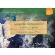 Geografie cls 7 caiet Geografia continentelor extraeuropene - Steluta Dan Carmen Camelia Radulesc