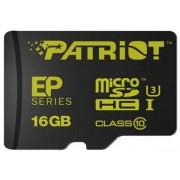 Card de memorie Patriot mircoSDHC, 16GB, Clasa 10