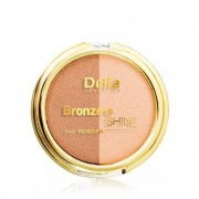 DELIA - Bronze and Shine puder 2 u 1