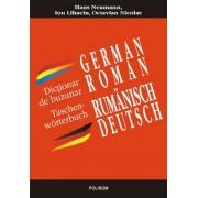 Dictionar de buzunar german-roman/roman-german