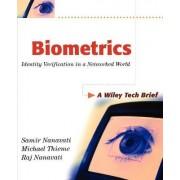 Biometrics by Samir Nanavati