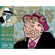 Complete Chester Gould's Dick Tracy: Volume 12 by Chester Gould