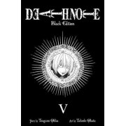 Death Note, Black edition 5 by Takeshi Obata