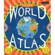 Barefoot Books World Atlas by Nicholas Crane