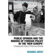 Public Opinion and the Making of Foreign Policy in the 'New Europe' by Nathaniel Copsey