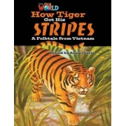 Our World Readers: How Tiger Got His Stripes by Anna Olivia