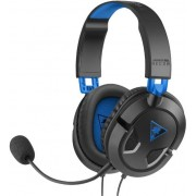 Casti Gaming Turtle Beach Ear Force Recon 50P (Negru/Albastru)