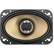 Polk Audio DB461 4-by-6-Inch Coaxial Speakers (Pair Black)