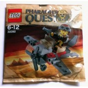 LEGO Pharaohs Quest Set #30090 Desert Glider Bagged