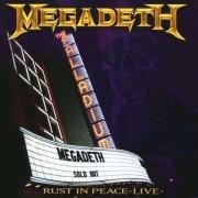 Megadeth - Rust in Peace Live (0602527474137) (1 BLU-RAY)