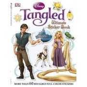 Tangled: Ultimate Sticker Book by Dr Vicki Taylor