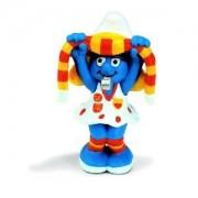 Smurfette Sports Fan referee Figure toy