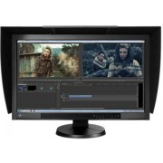 "Monitor IPS LED EIZO 27"" ColorEdge CG277, WQHD (2560 x 1440), HDMI, DVI-D, DisplayPort, 6 ms GTG, Pivot (Negru)"