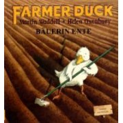 Farmer Duck in German and English by Martin Waddell
