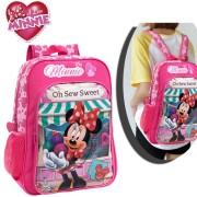4332351 Zaino scuola Minnie Sew Sweet Disney 30 x 40 x 16 cm