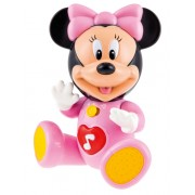 Jucarie interactiva Minnie Mouse, CLEMENTONI Disney Baby
