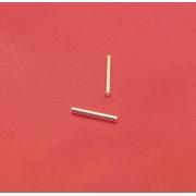 Tuburi drepte 15mm, Argint 925
