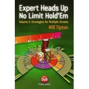 Expert Heads Up No Limit Hold'em: v. 2 by Will Tipton