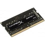 Memorie Laptop Kingston HyperX Impact SODIMM, DDR4, 1x8GB, 2400 MHz, CL14