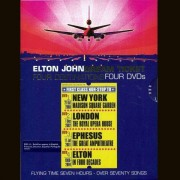 Elton John - Dream Ticket (0602498682388) (4 DVD)