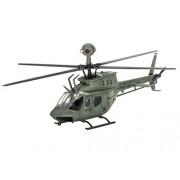 Revell - 04938 - Maquette D'aviation - Bell Oh-58d - Kiowa - 43 Pièces - Echelle 1/72